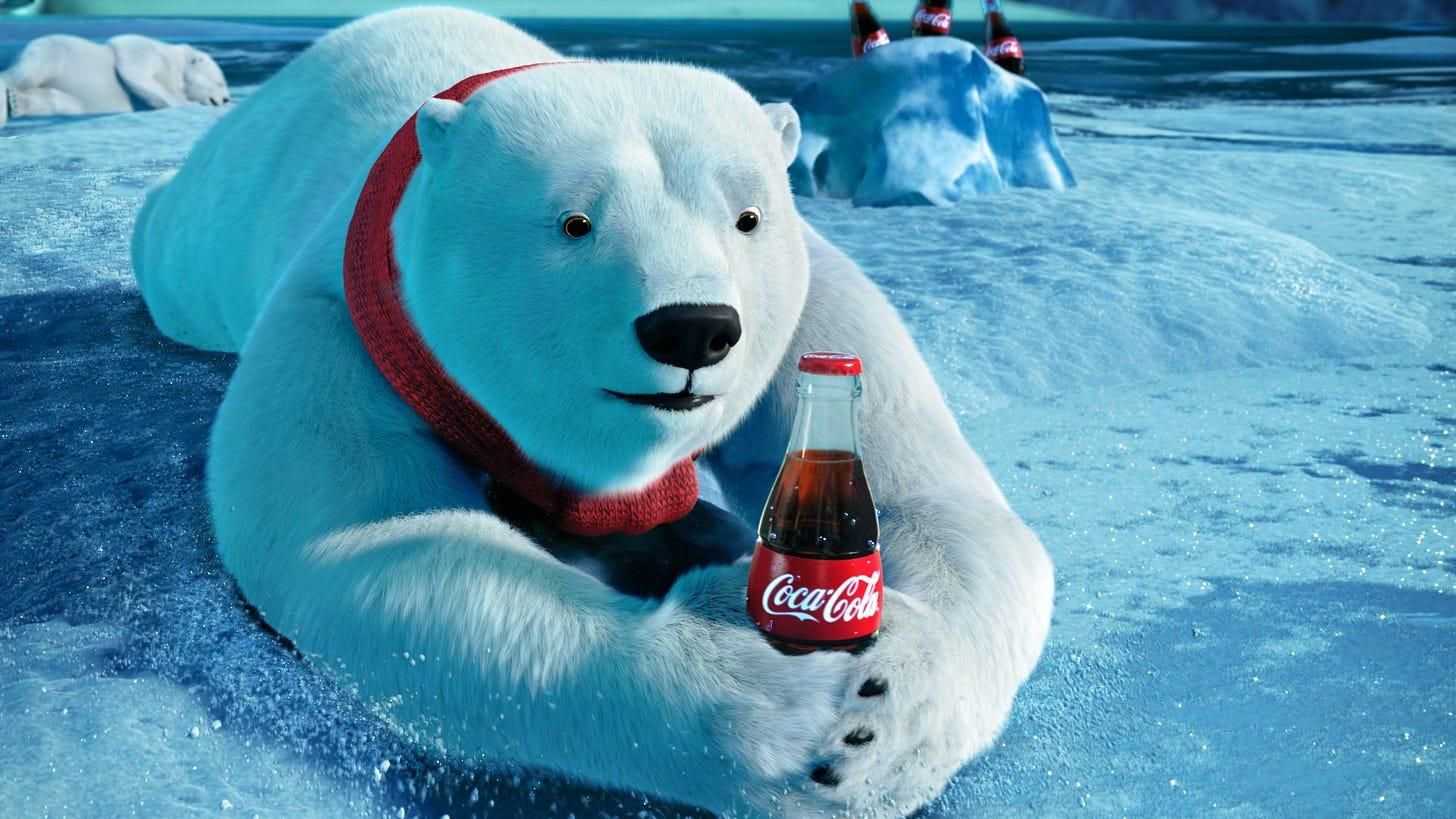 Should the Polar Bear Still Sell Coca-Cola? | The New Yorker