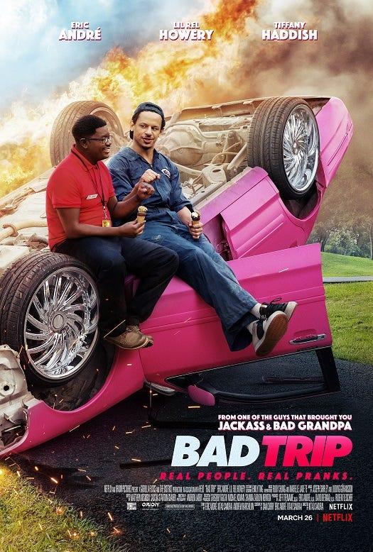 Netflix's Bad Trip Movie Review: Pretty Stupid, But Pretty ...