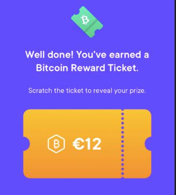 Free bitcoin with Swissborg