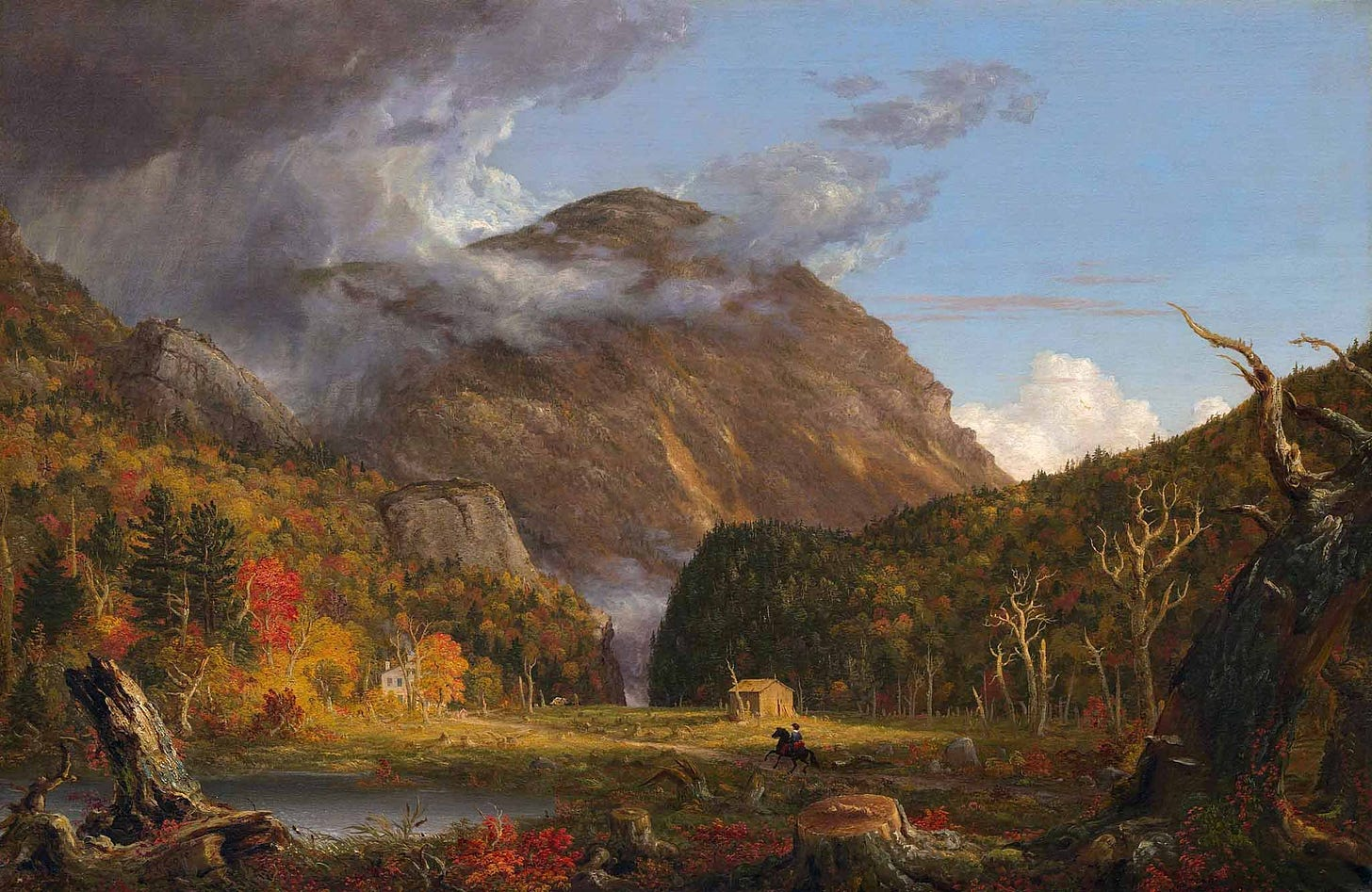 Following the Hudson River School Art Trails in 3 States - The New York  Times