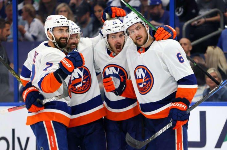 Islanders Take Game 1 In Tampa 2-1 (Highlights)