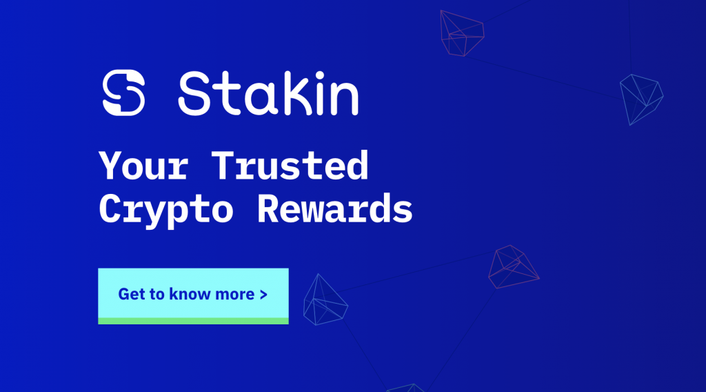 Stakin your trusted crypto rewards