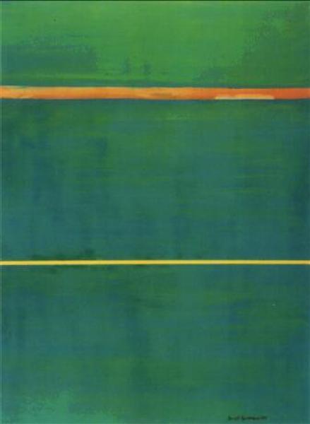 Dionysius, 1949 - Barnett Newman
