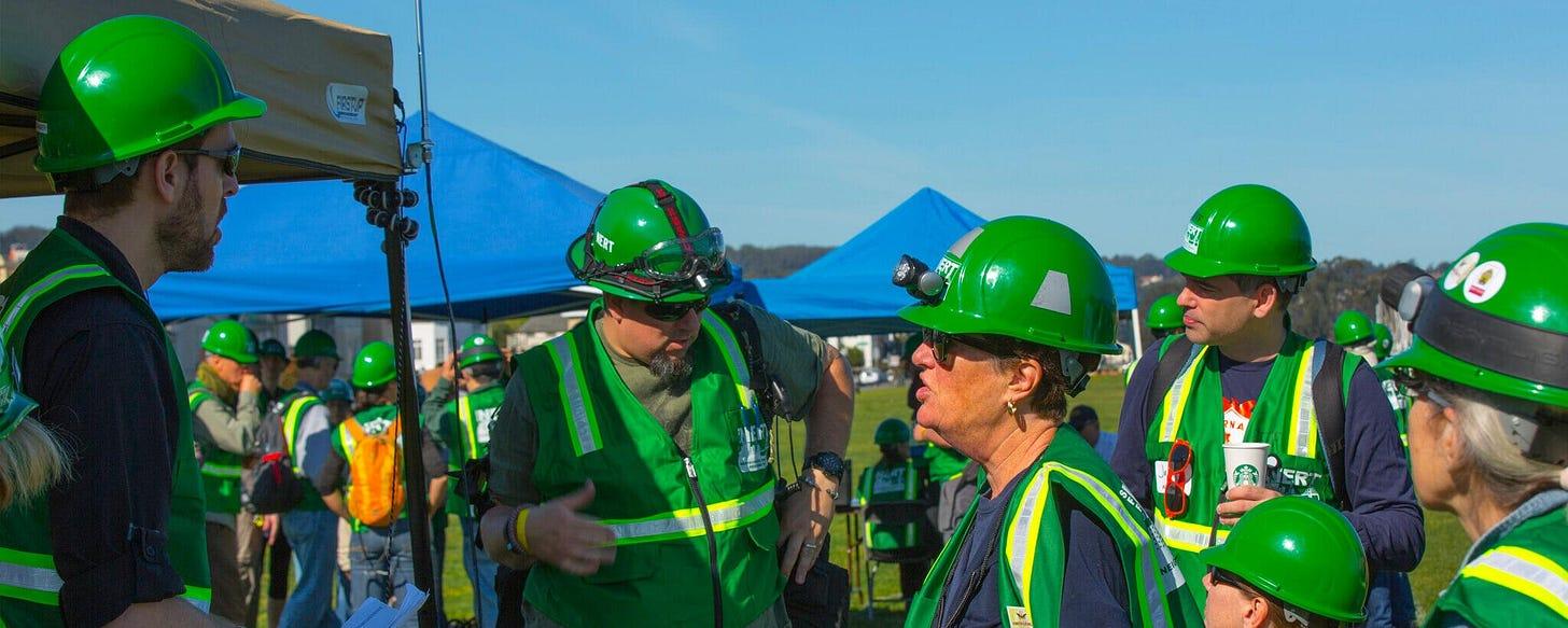 Community Emergency Response Team   Ready.gov
