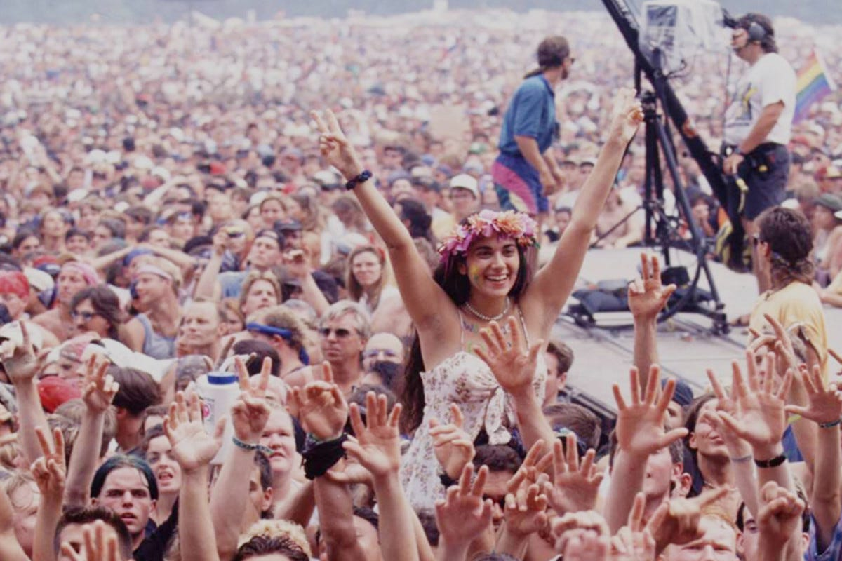 Woodstock Music Festival Has Been Resurrected For Its 50th Anniversary -  EDM.com - The Latest Electronic Dance Music News, Reviews & Artists