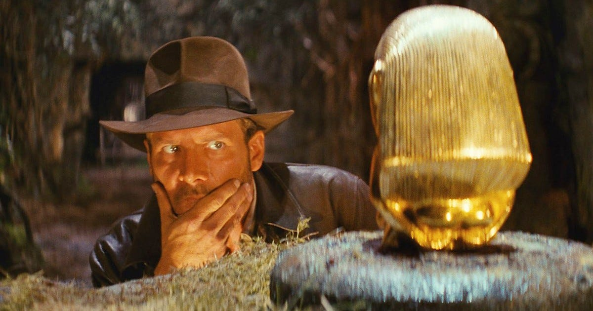 Blast from the Past: Raiders of the Lost Ark | Movies | San Luis ...