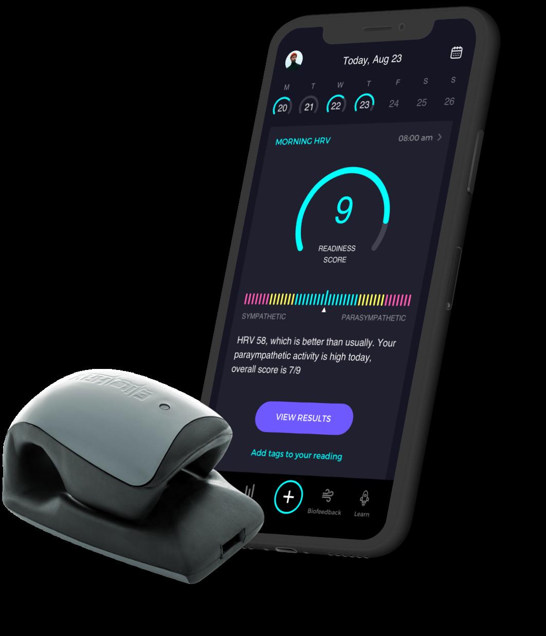 Elite HRV: The Best Heart Rate Variability Monitor & App