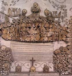 Rome Capuchin Crypt