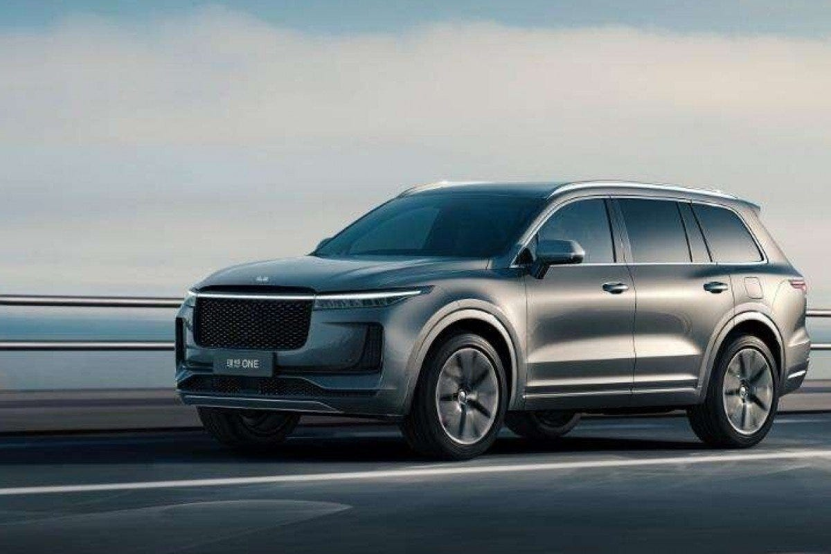 Li Auto says SUVs produced after June 1 have already been equipped with an upgraded version of the faulty component. Photo: Handout