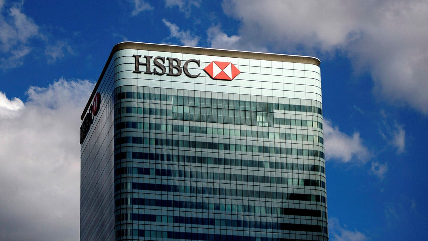 BoE dividend pressure reignites HSBC domicile debate | Financial Times