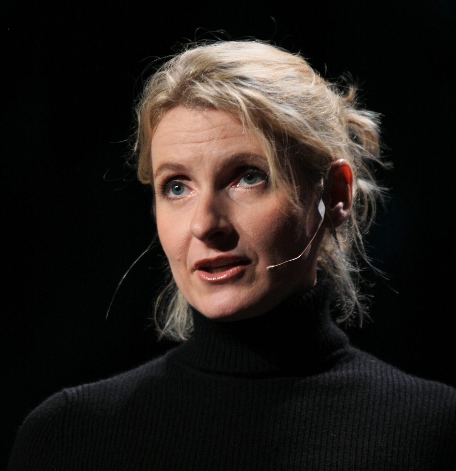Elizabeth Gilbert - Wikipedia