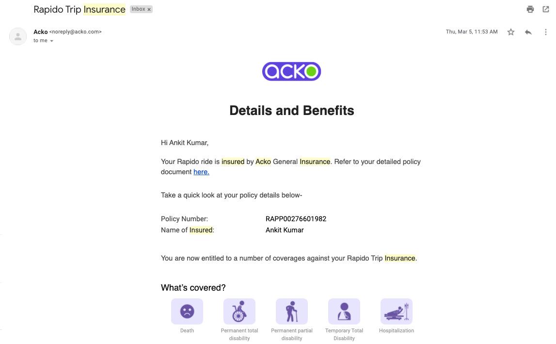 Breakout Startups 36 Acko Insurance