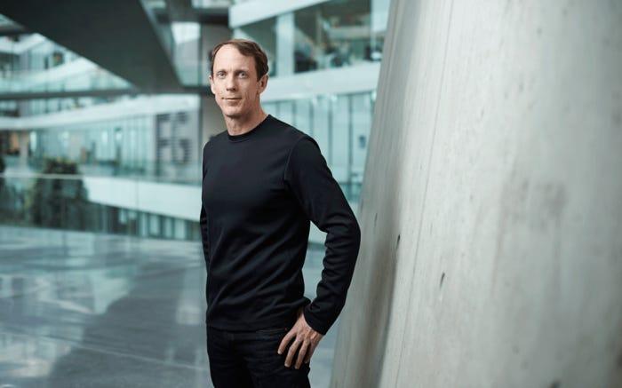 Eric Liedtke, Adidas