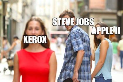 Meme Maker - Steve Jobs