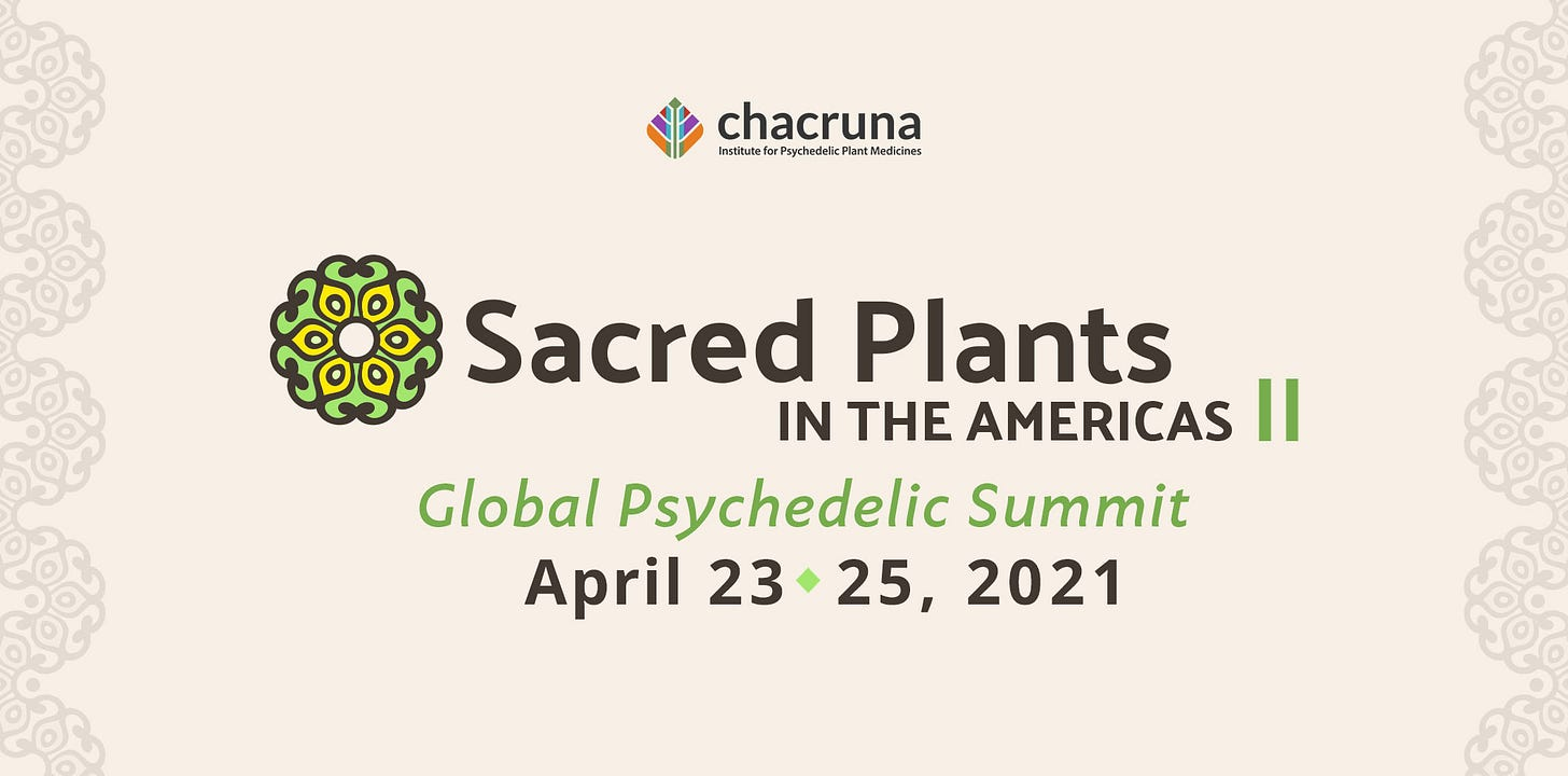 Sacred Plants in the Americas II | Chacruna
