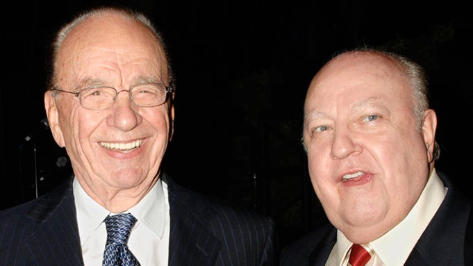 Roger Ailes Resigns From Fox News; Rupert Murdoch Will Take Over - Variety