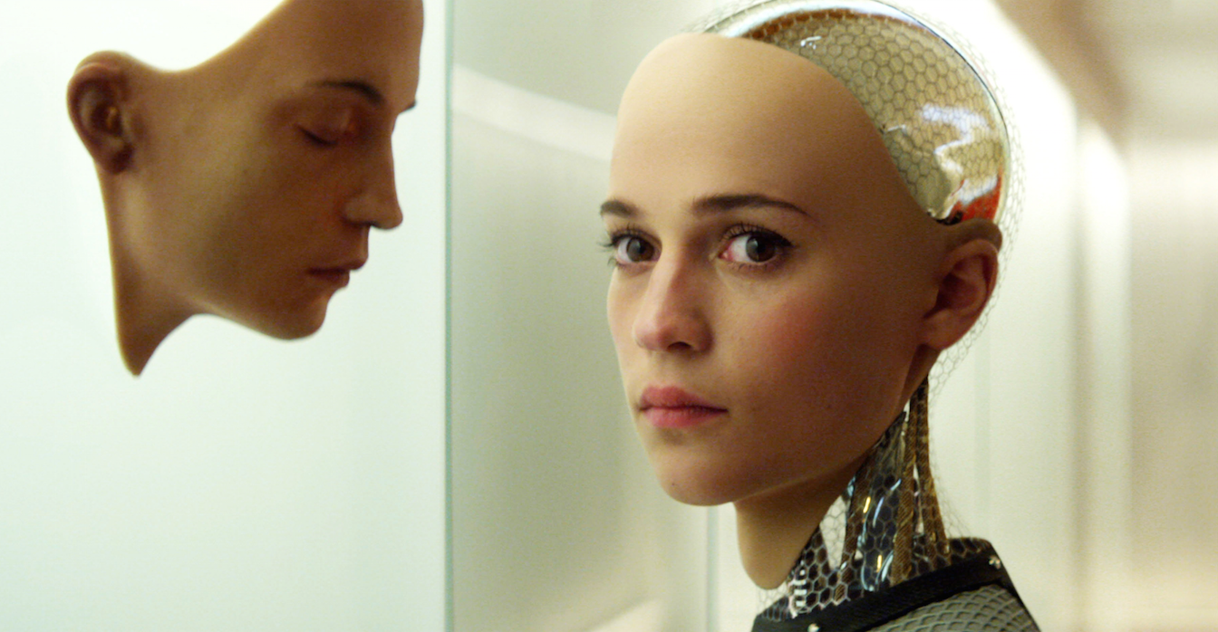 A Real 'Ex Machina'? A.I. Robot Erica to Lead Science-Fiction Movie |  IndieWire