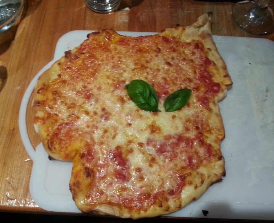 Sarah Johnson pizza