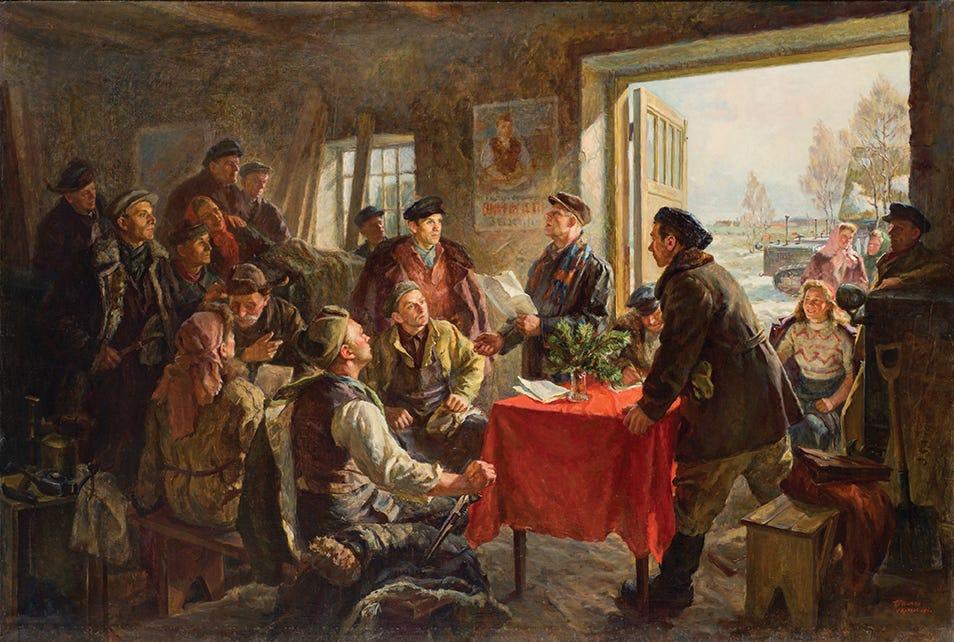 European Museums Revise the History of Socialist Realism – ARTnews.com