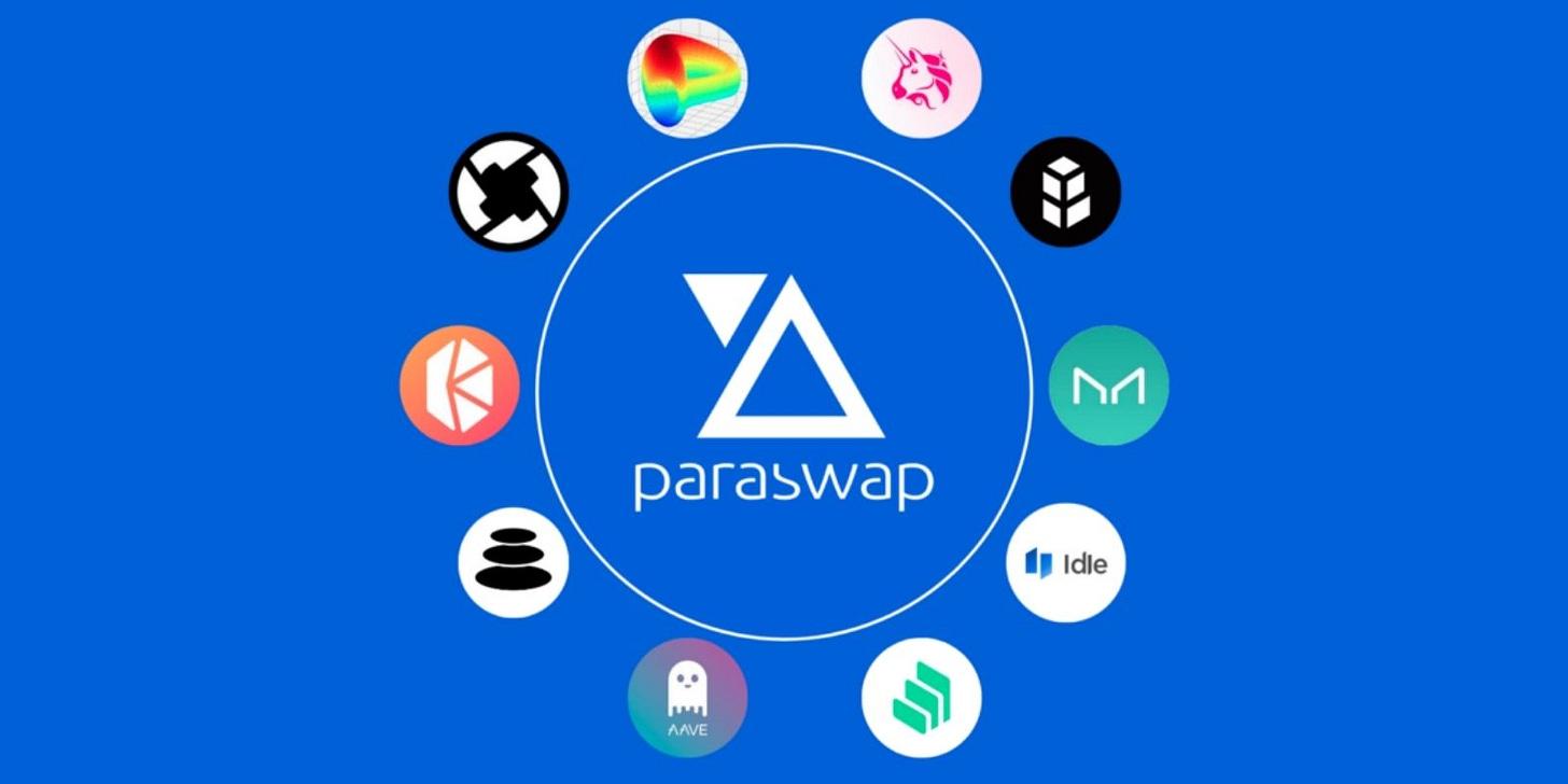 France : l'agrégateur de DEX ParaSwap lève 2,7 millions de dollars