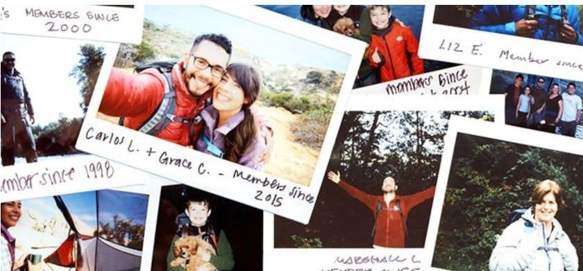 pile of polaroid pictures