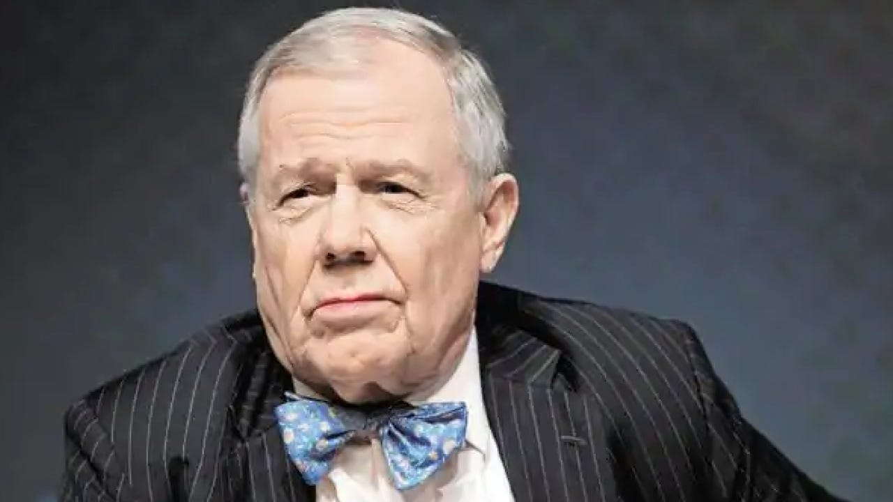 Jim Rogers Discusses Bitcoin as Money and Why Governments Will ...