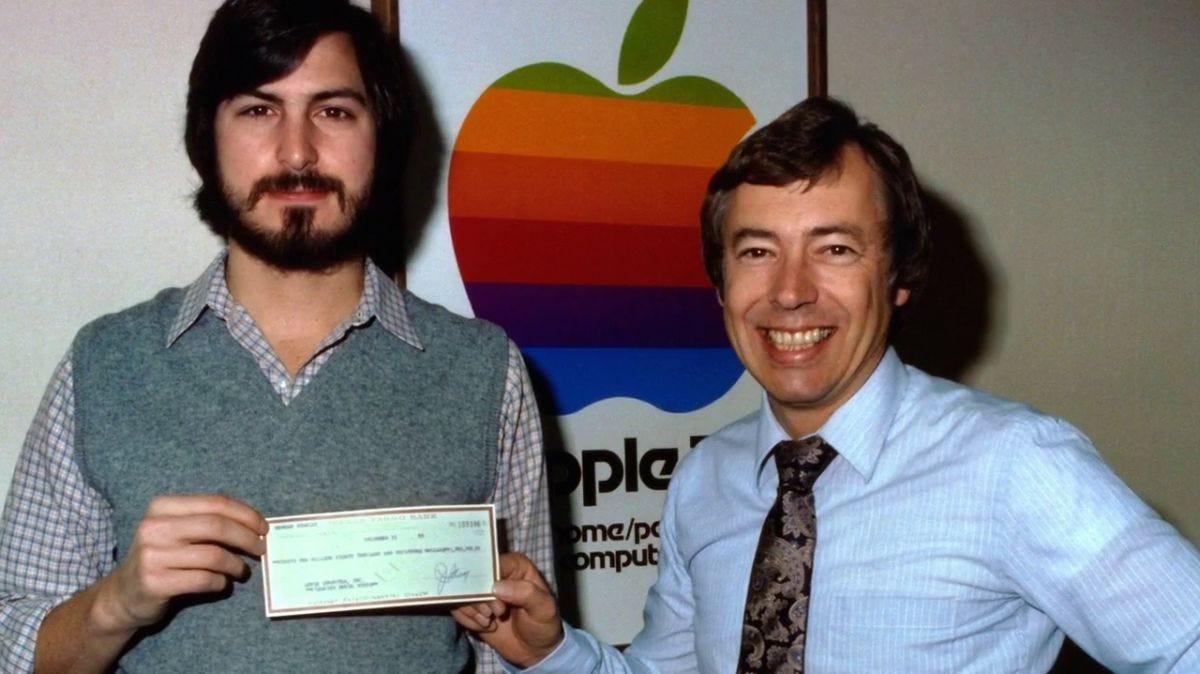 Mike Markkula   all about Steve Jobs.com