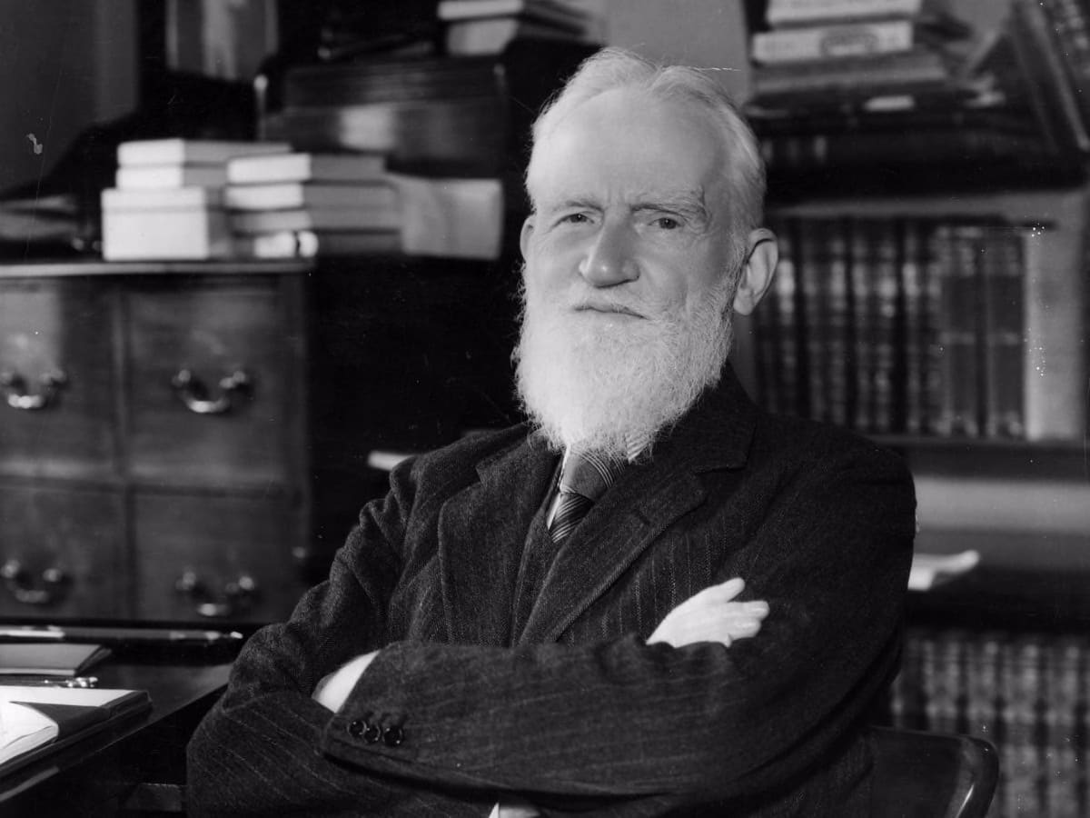 Column: Eugenics, George Bernard Shaw and the need for a dramatic reckoning  - Chicago Tribune