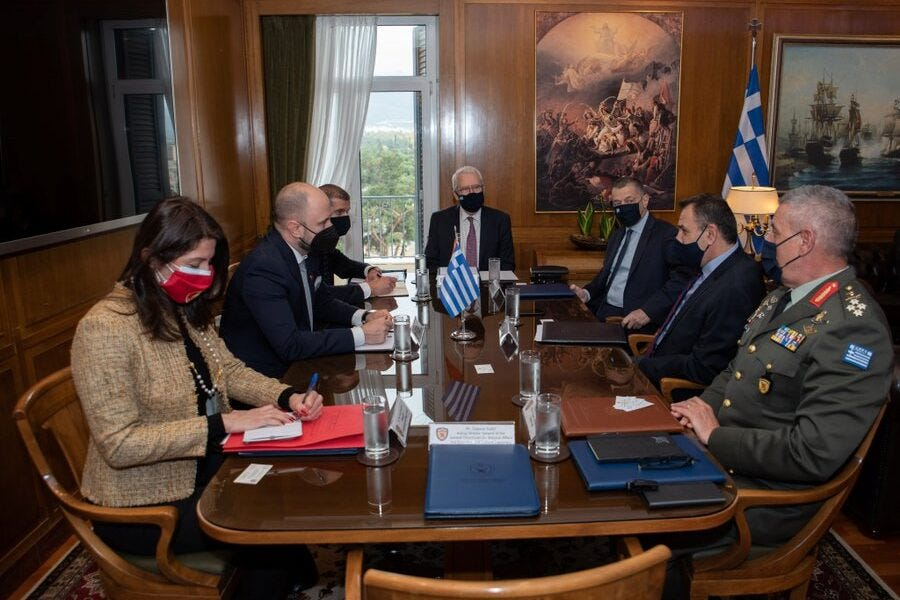 Greece and Montenegro to become vital partners this decade 3