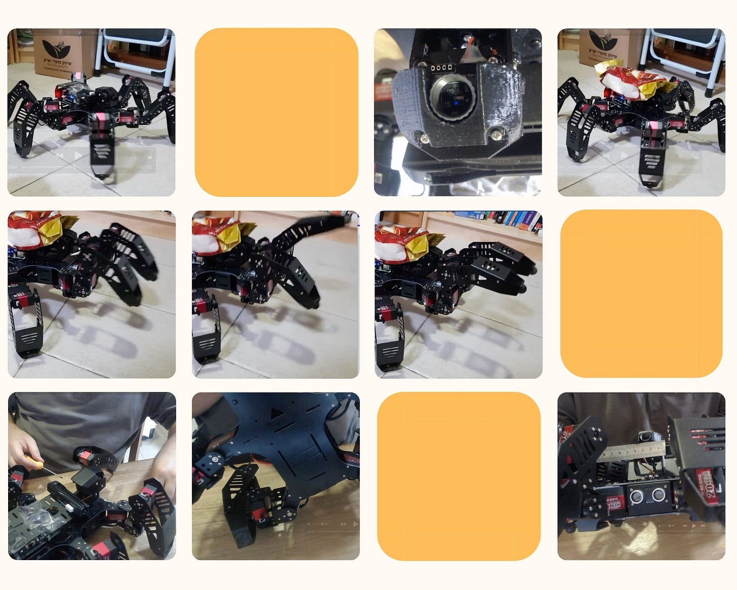 Yak Rover example images