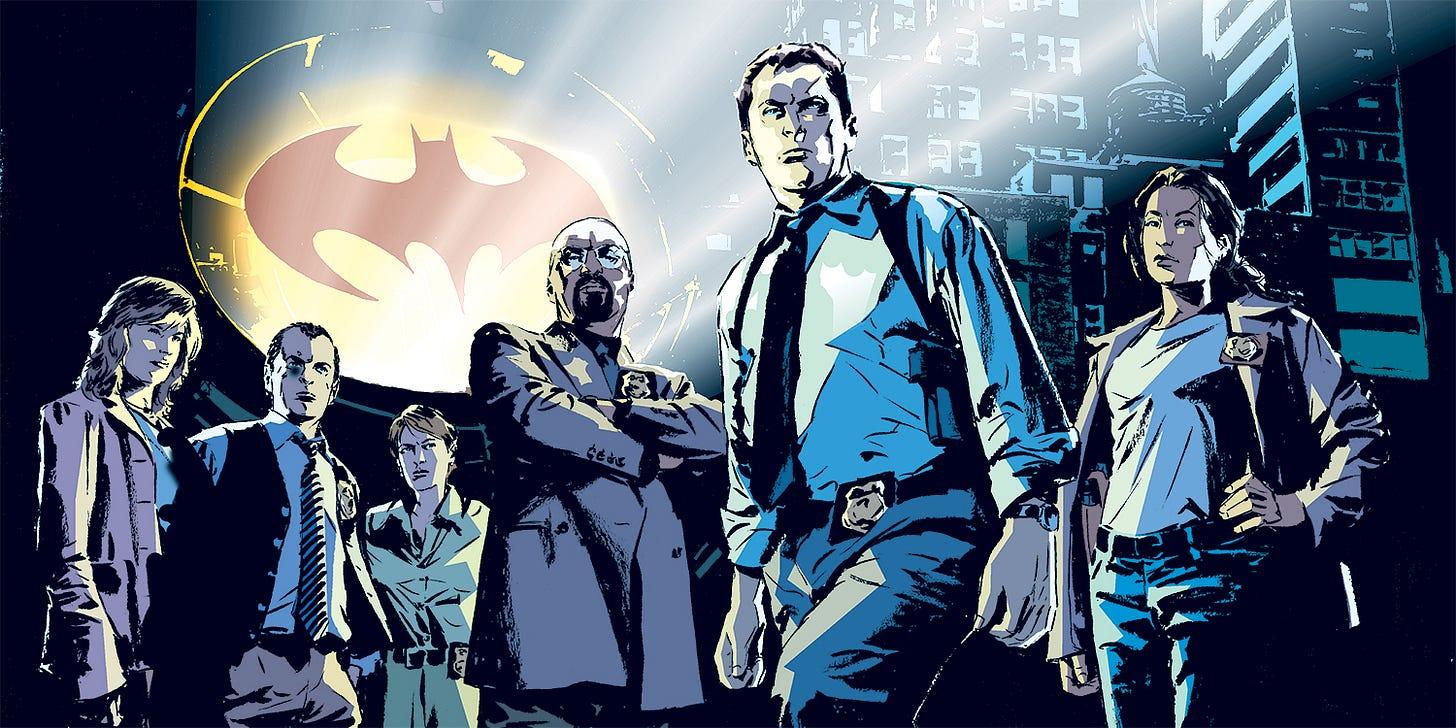 Batman: Gotham Central - Hero Collector