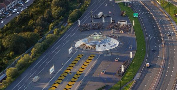 Urban Air Port rendered image