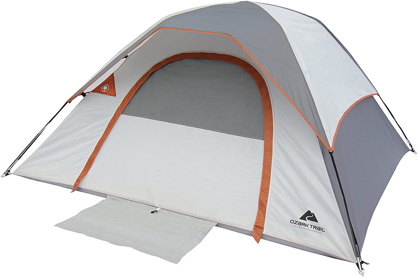 Amazon.com : Ozark Trail, 3 Person Camping Dome Tent : Sports ...