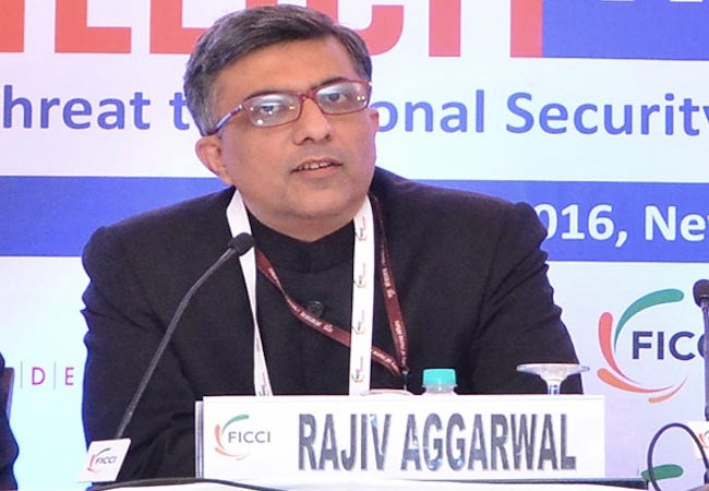 FB appoints ex-IAS officer Rajiv Aggarwal as head of Public Po...