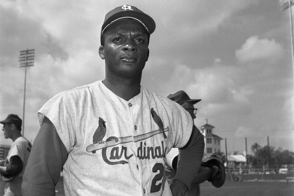 Image result for curt flood