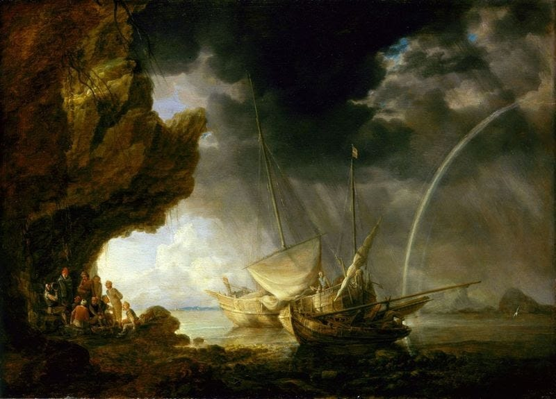 Art History News: The Golden Age of Dutch Seascapes