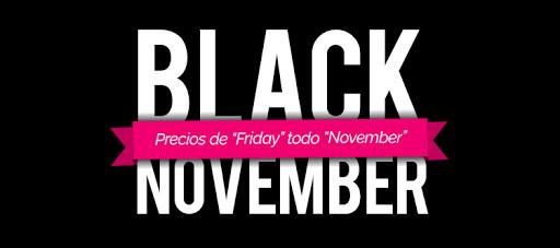 Visanta llena de superofertas todo el mes de noviembre por el Black Friday    LifeStyle