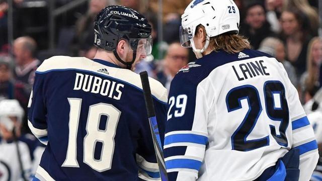 Blue Jackets, Jets swap disgruntled superstars Patrik Laine and Pierre-Luc  Dubois - CBSSports.com