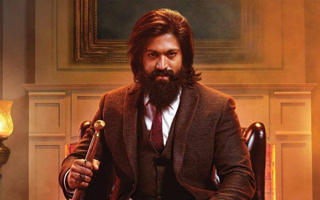 KGF – Chapter 3' to follow 'KGF – Chapter 2'!