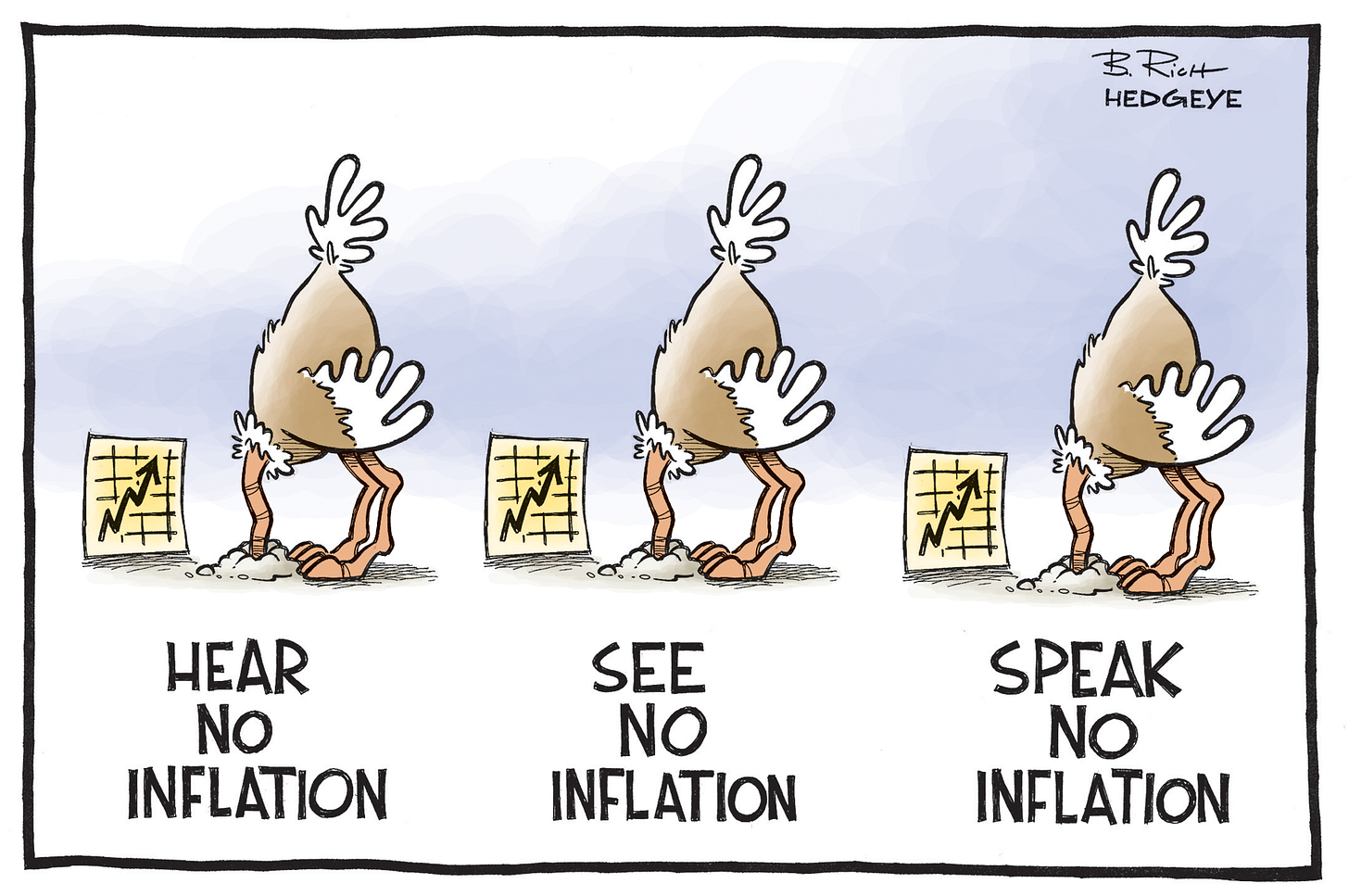 Cartoon of the Day: What Inflation?