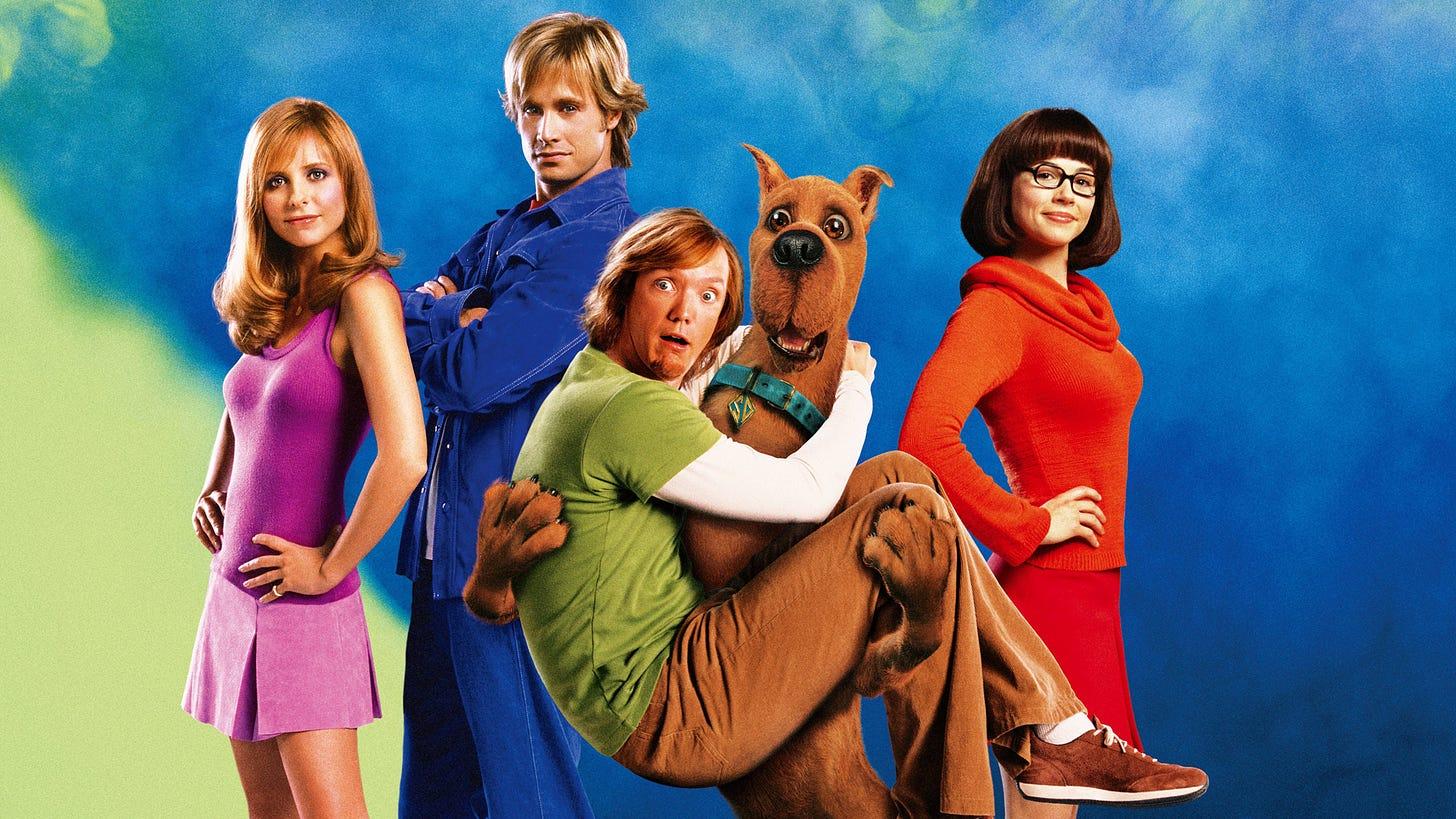 Scooby-Doo 2: Monsters Unleashed | Sky.com