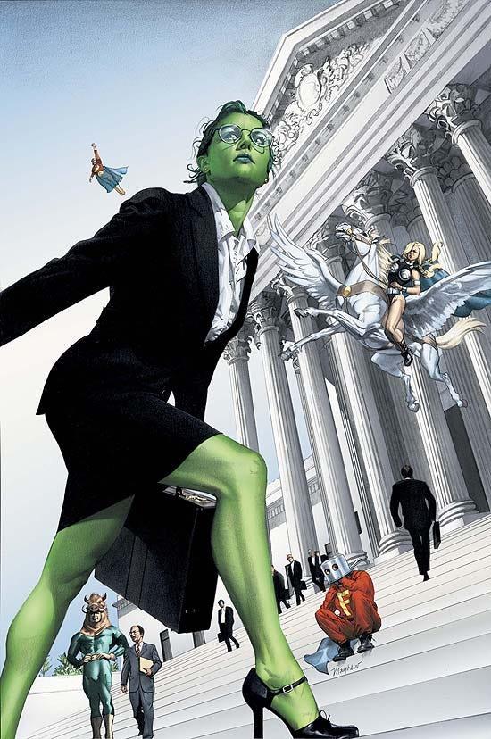 Jennifer Walters (Earth-616) | Marvel Database | Fandom
