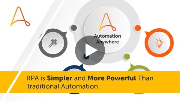 RPA: Simpler and More Powerful Than Traditional Automation | Did You Know RPA