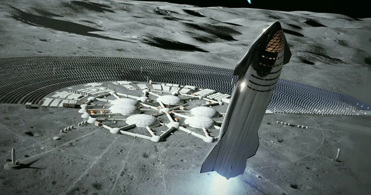 SpaceX Starship: Elon Musk details tweaks to support moon base missions
