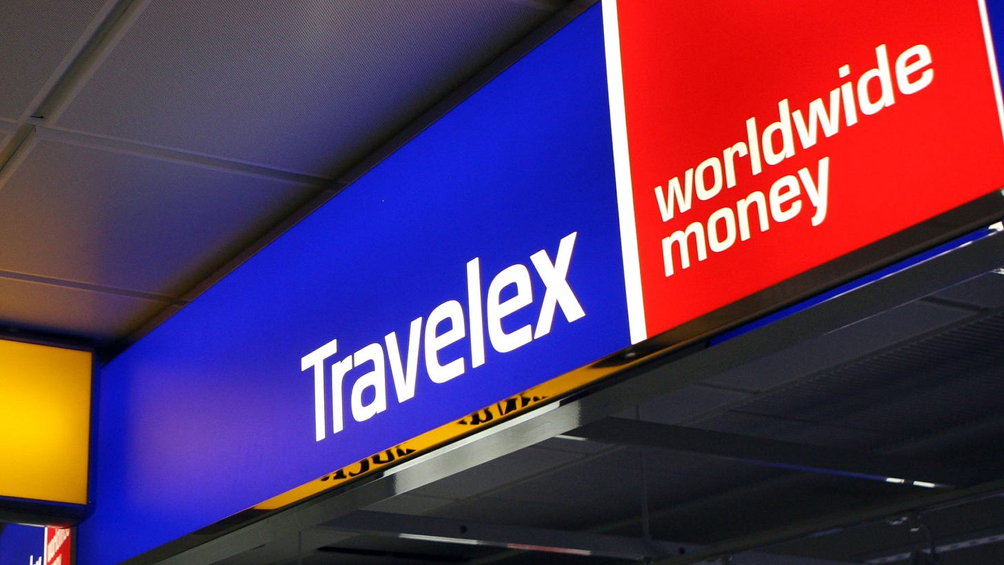 Travelex owner Finablr at risk of collapse