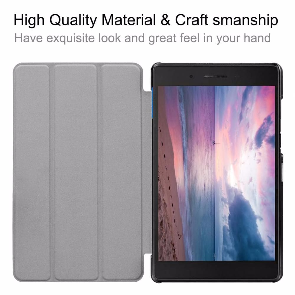 Case For Lenovo Tab E8 inch TB-8304F,Leather case smart Cover for Lenovo TAB4 8 TB-8504F TB-8504N TB-8504 tablet case Flip Cover