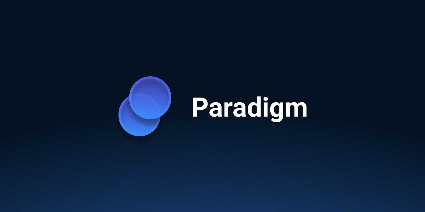 Image result for paradigm messaging app