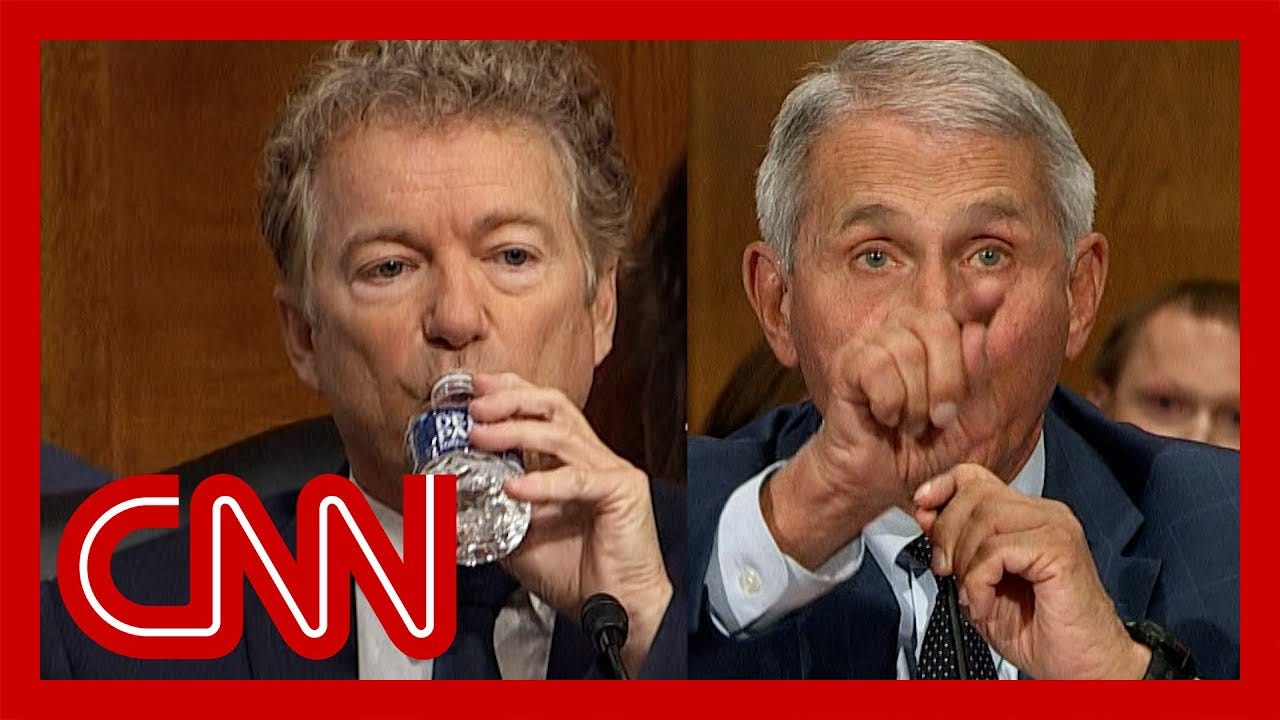 Dr. Fauci excoriates Rand Paul - YouTube