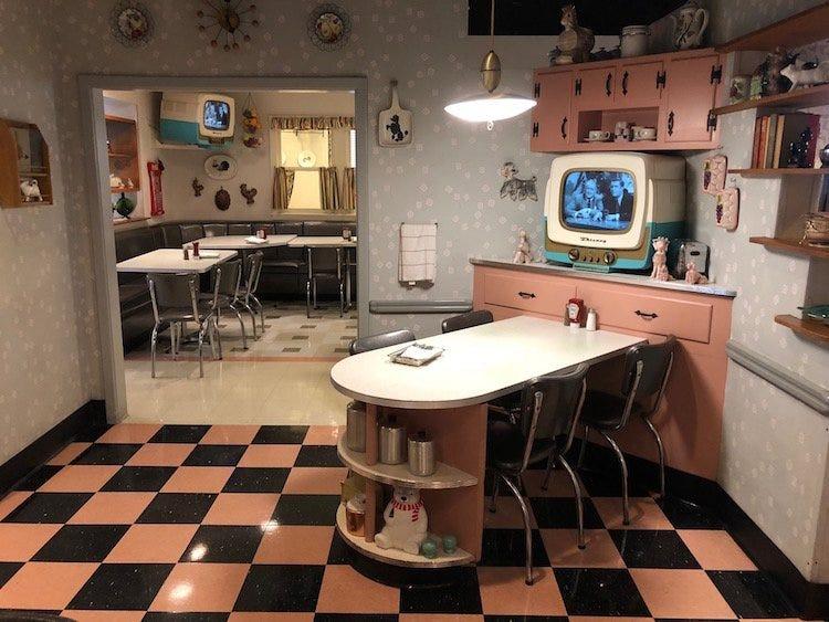 50's Prime Time Cafe Menu - Hollywood Studios