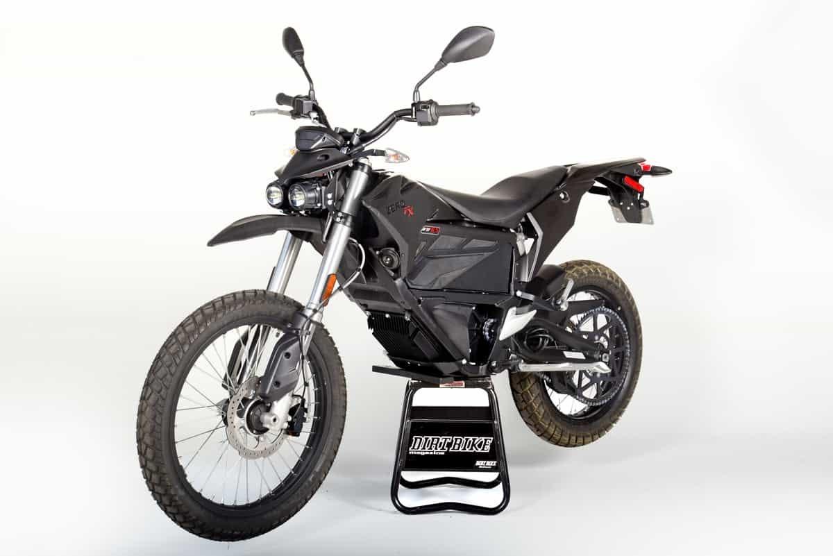 ZERO FX: FULL TEST – Dirt Bike Magazine